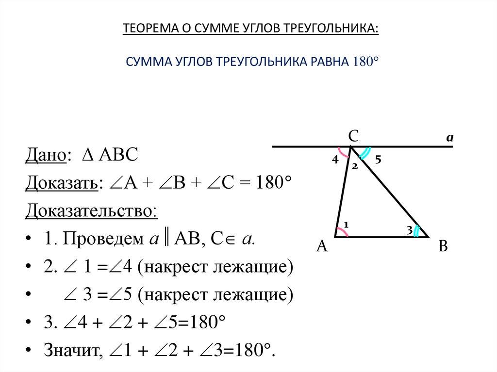 Решения задач на сумму углов треугольника сборник решения типовых задач по начертательной геометрии