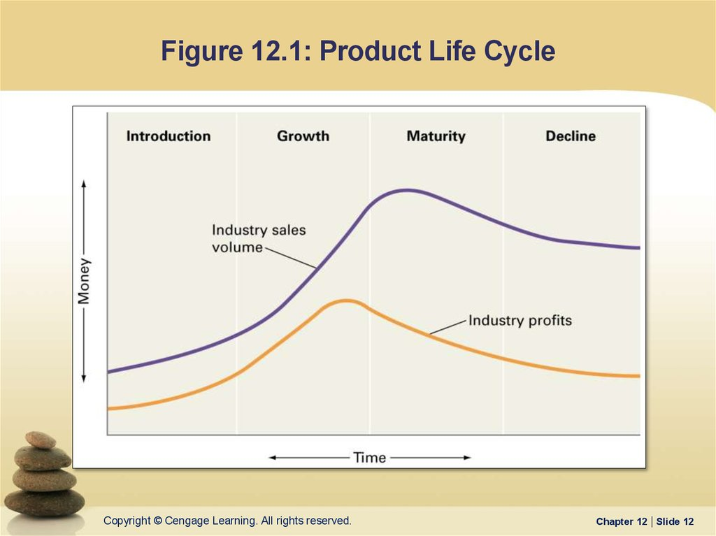 Figure 12.1: Product Life Cycle