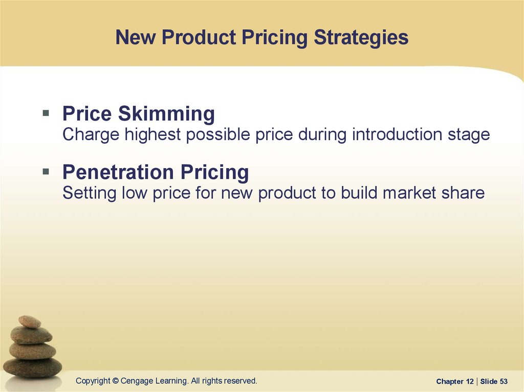 New Product Pricing Strategies
