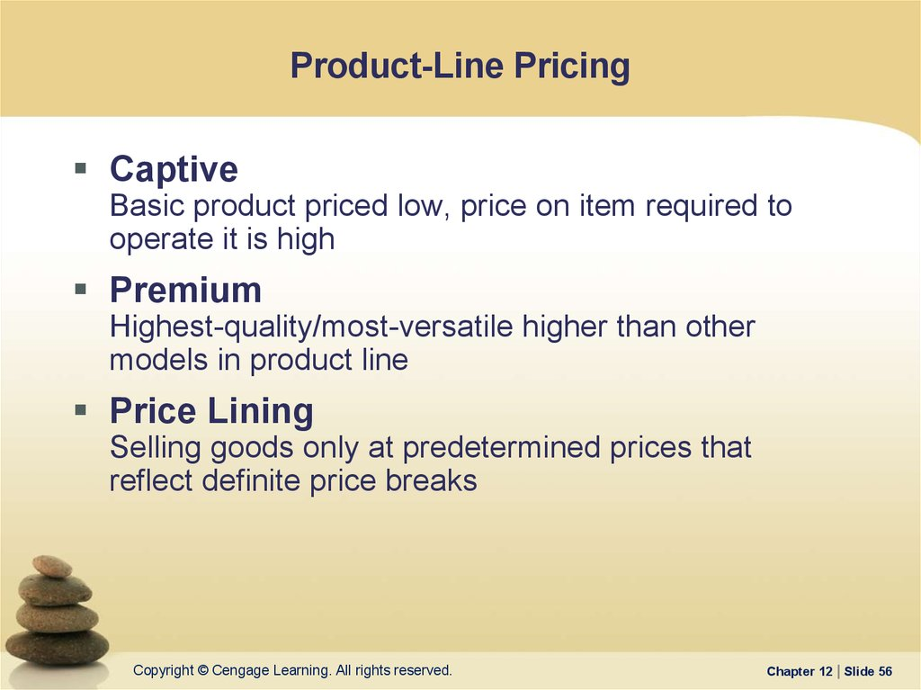 Product-Line Pricing