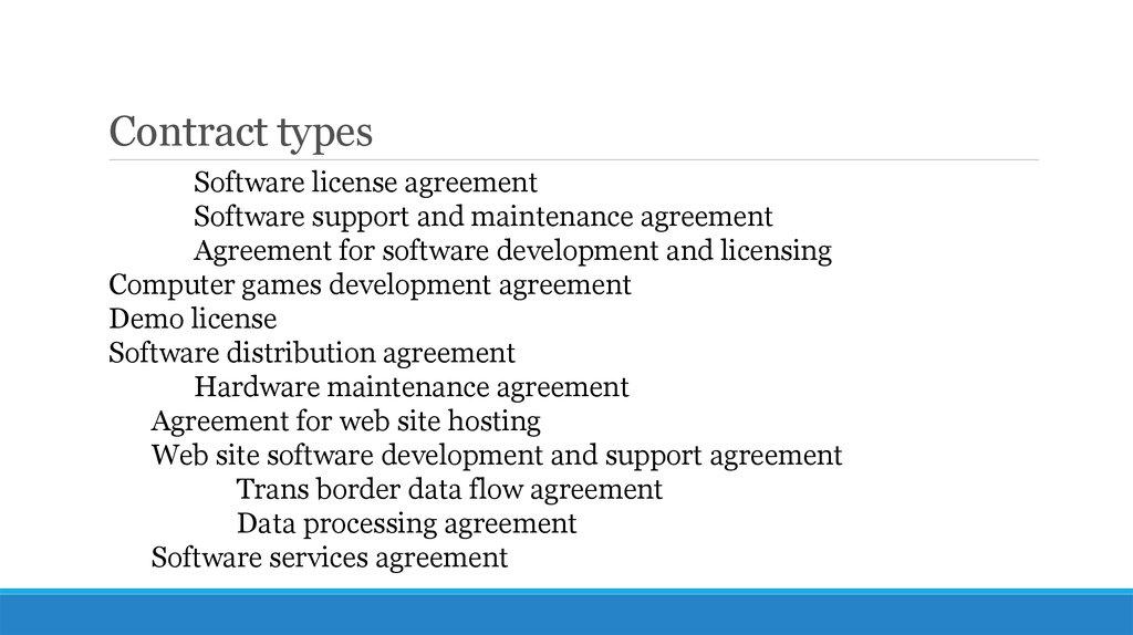 Agreement Document Covenant Road Map Online Presentation