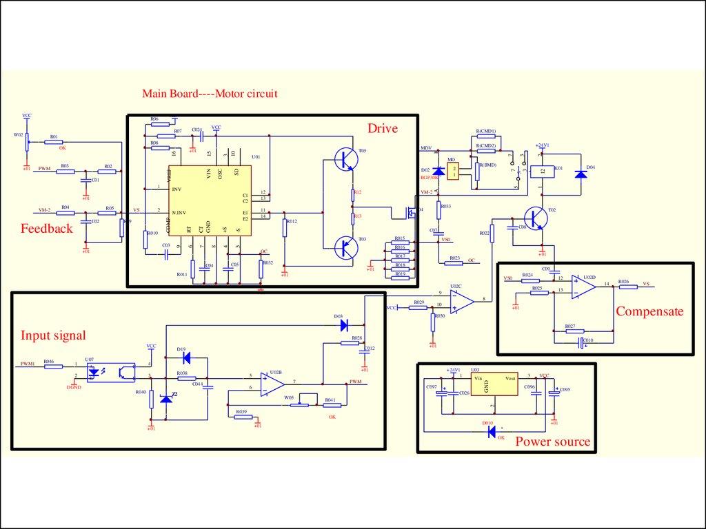 Mig 200p Service Manual D010 Led Driver Wiring Diagram Main Board Motor Circuit Mdv Drive