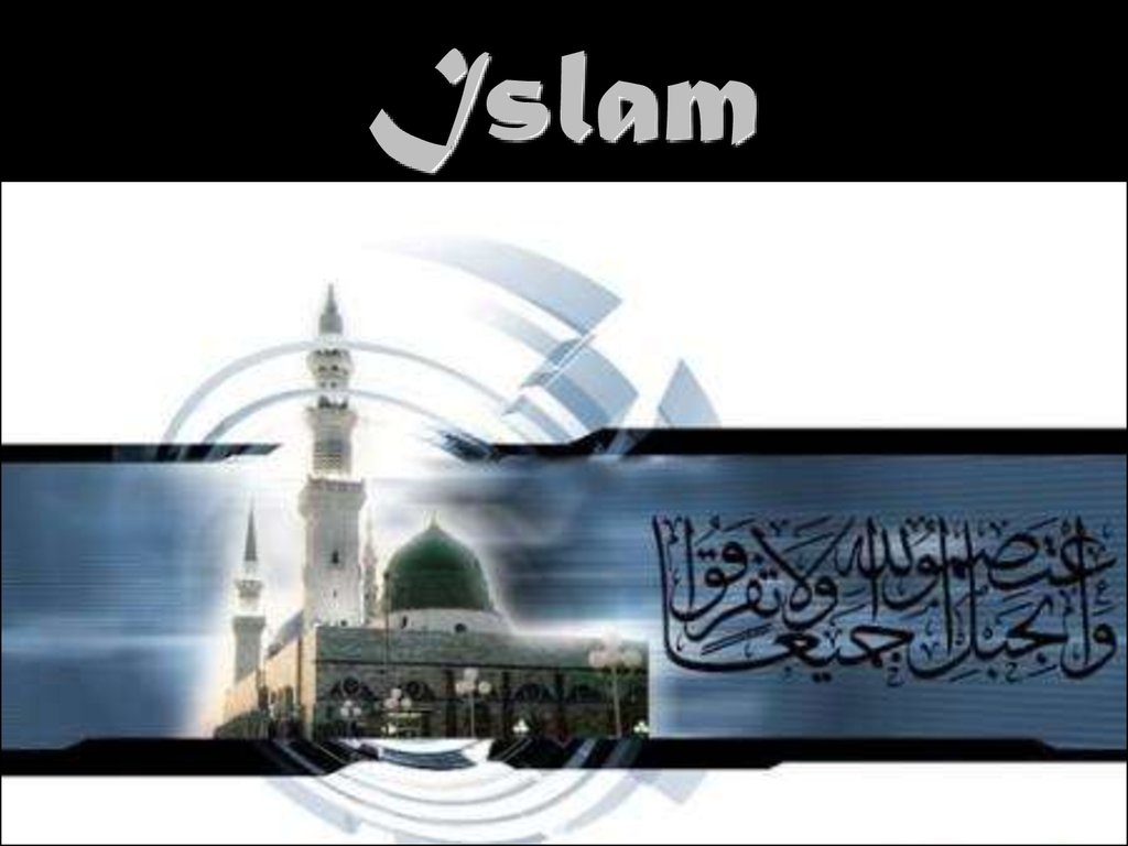 Islam Is The Second Most Popular Religion In The World - Second religion in the world