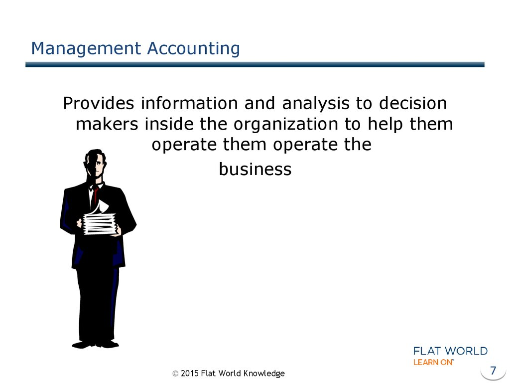 the role of accounting on business