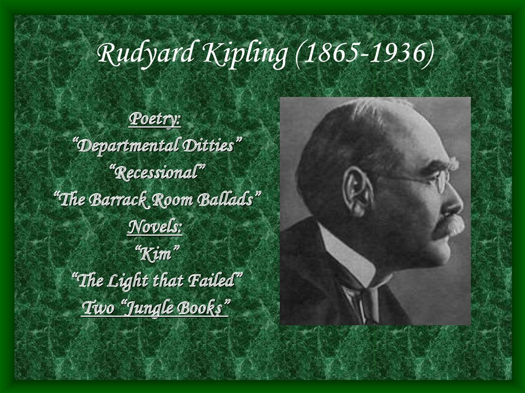 "essay on rudyard kipling In the ""white man's burden"", rudyard kipling claims that it is the duty ""white man's burden"" essay - rudyard kipling's 1899 poem ""the white man."