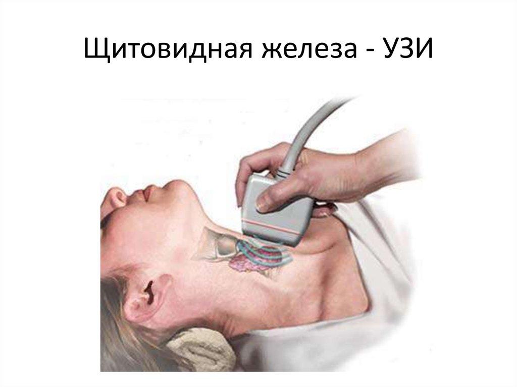 Узи щитовидной железы саранск