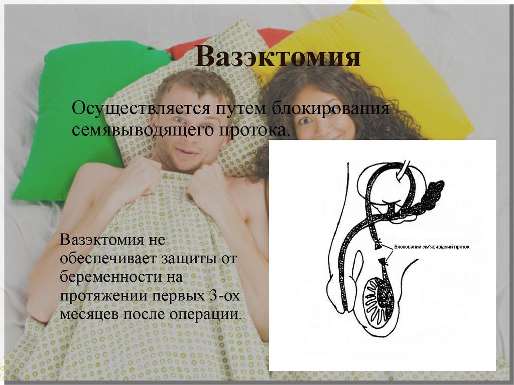 Вазэктомия цена москва