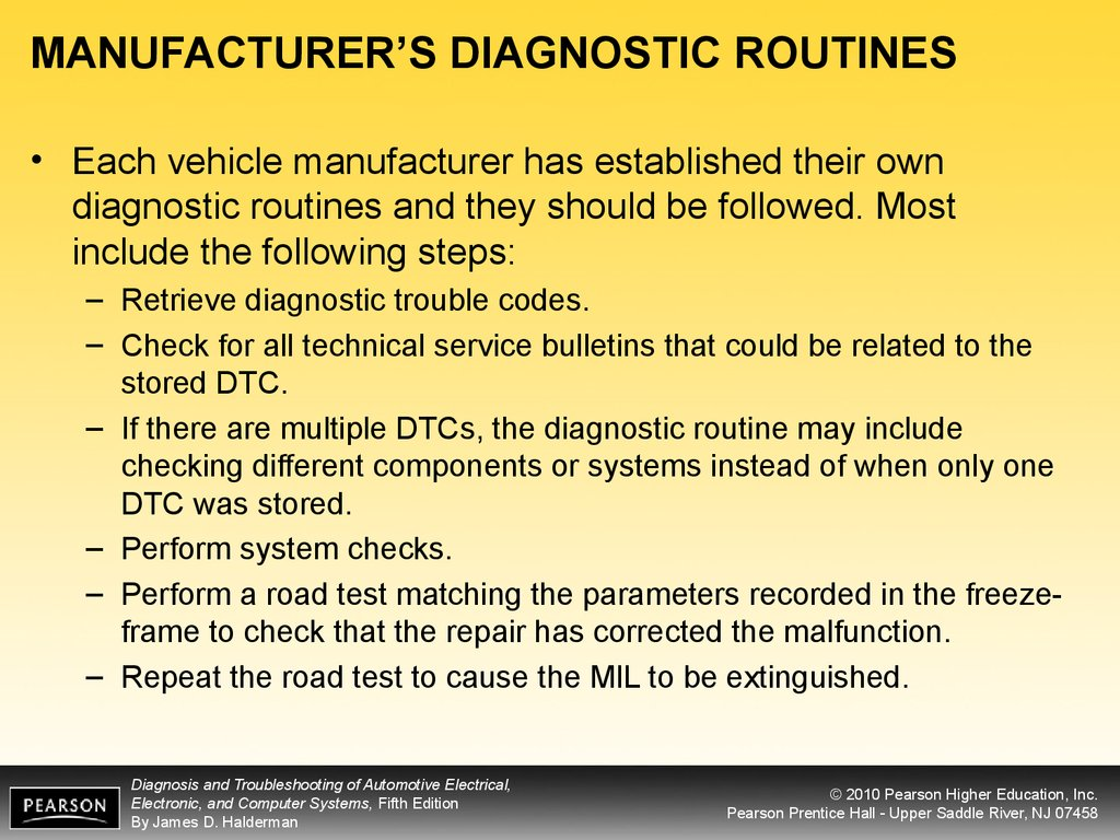 Diagnosis and troubleshooting of automotive electrical - online ...