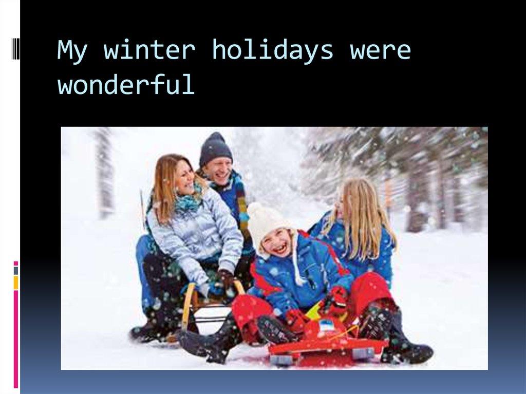 essay on winter season in english