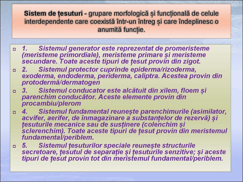 prepararea țesuturilor cartilaginoase