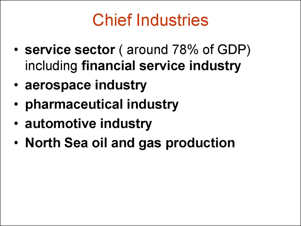 Chief Industries