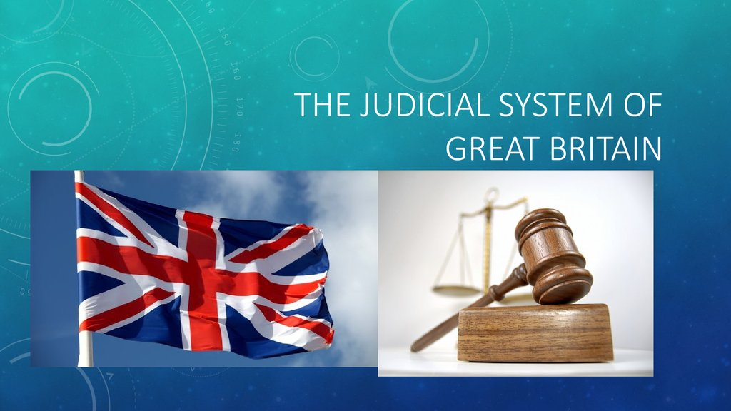 the judicial system of great britain