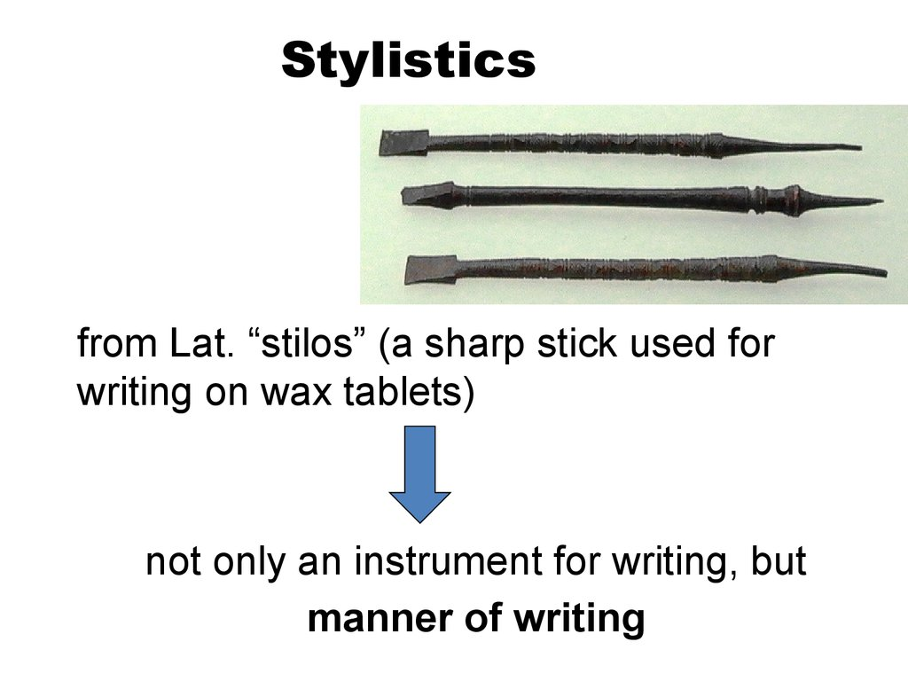 stylistic semasiology essay Brief course on lexicology semasiology– the branch of lexicology that is devoted to the study of the meaning stylistic value is subdivided intoneutral.