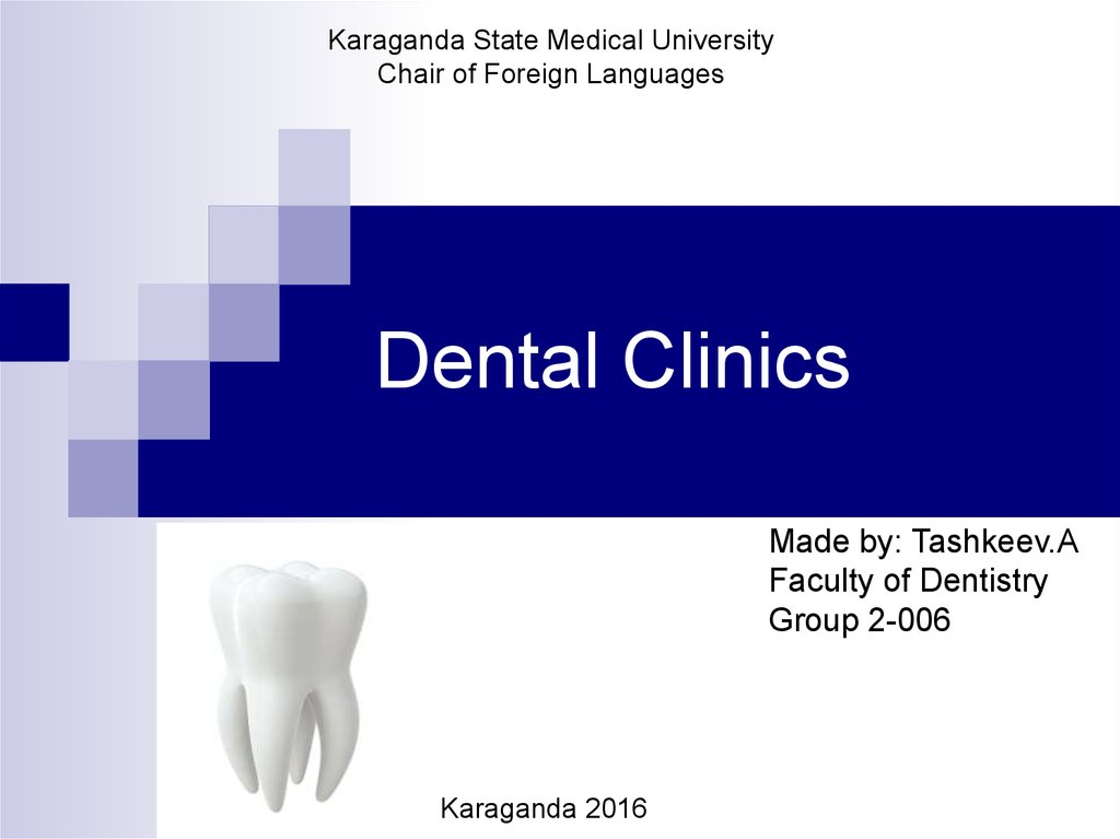 Dental Clinics