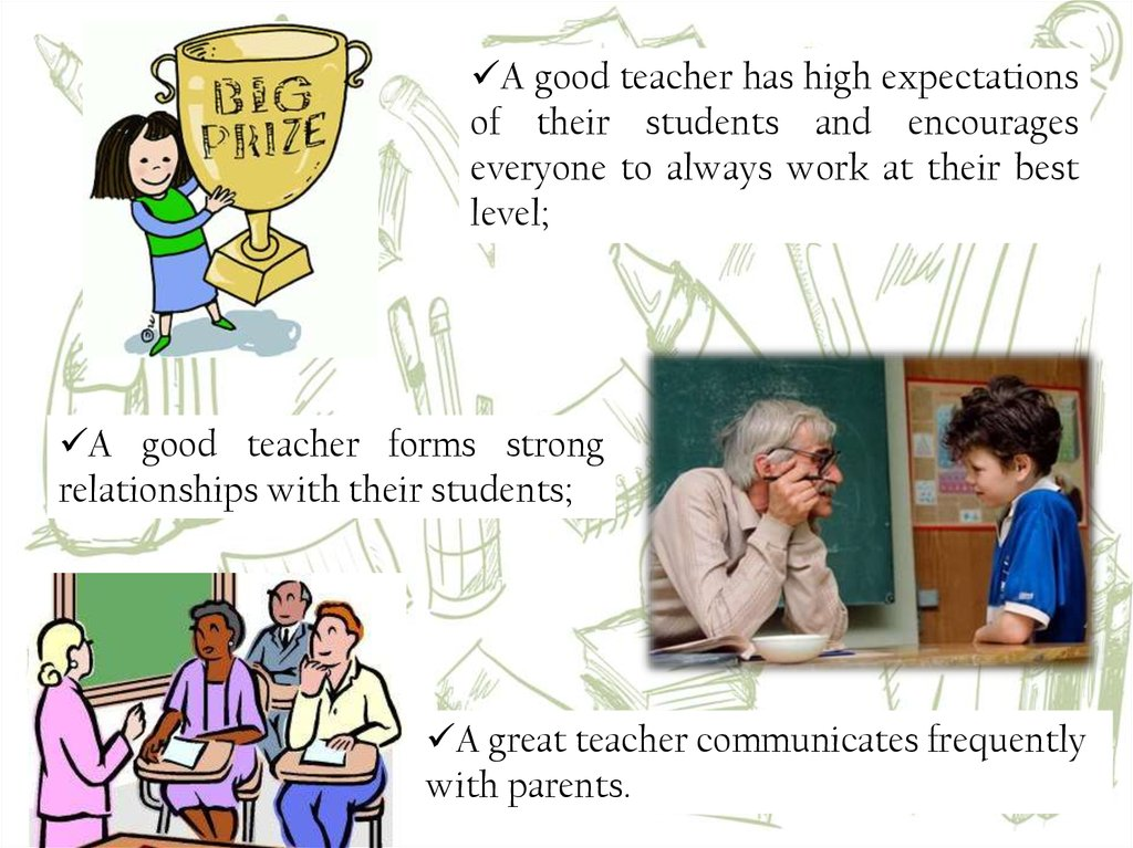 great expectations classroom management