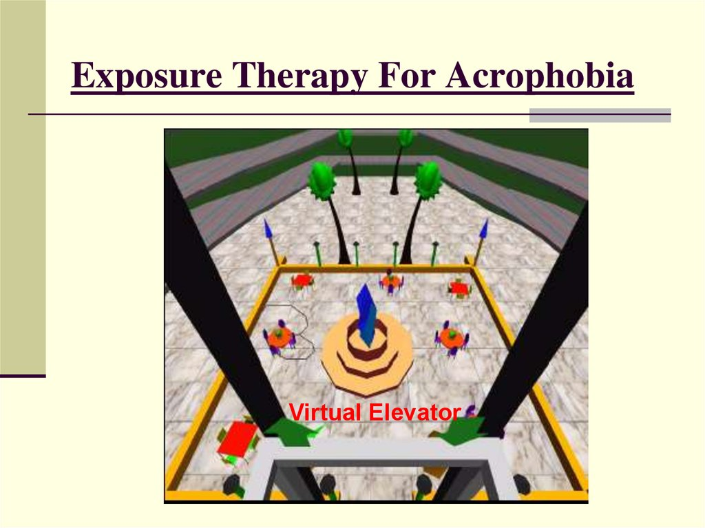 Exposure Therapy For Acrophobia