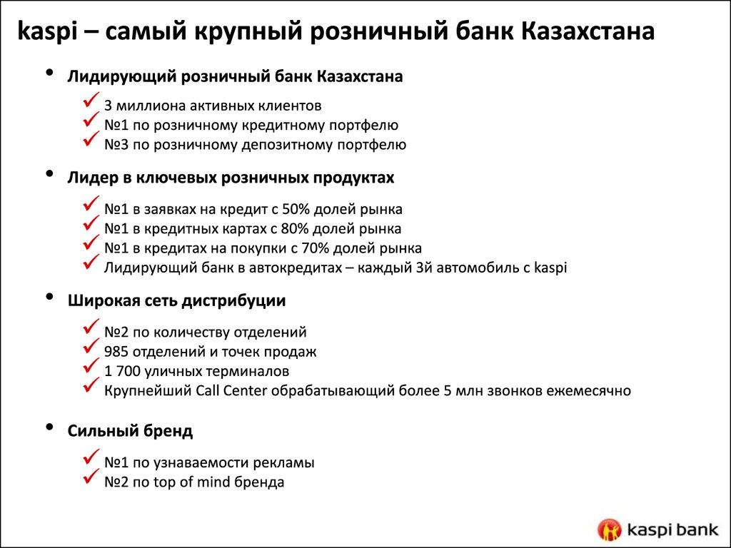 Как получить денежный кредит в каспий банке