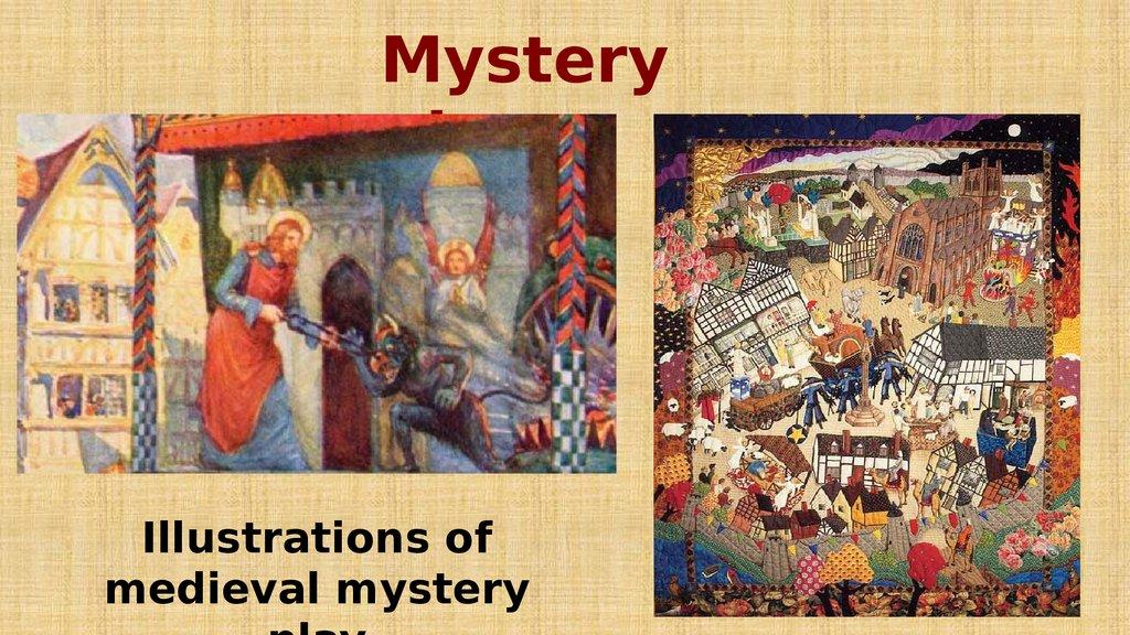 Medieval Theatre презентация онлайн