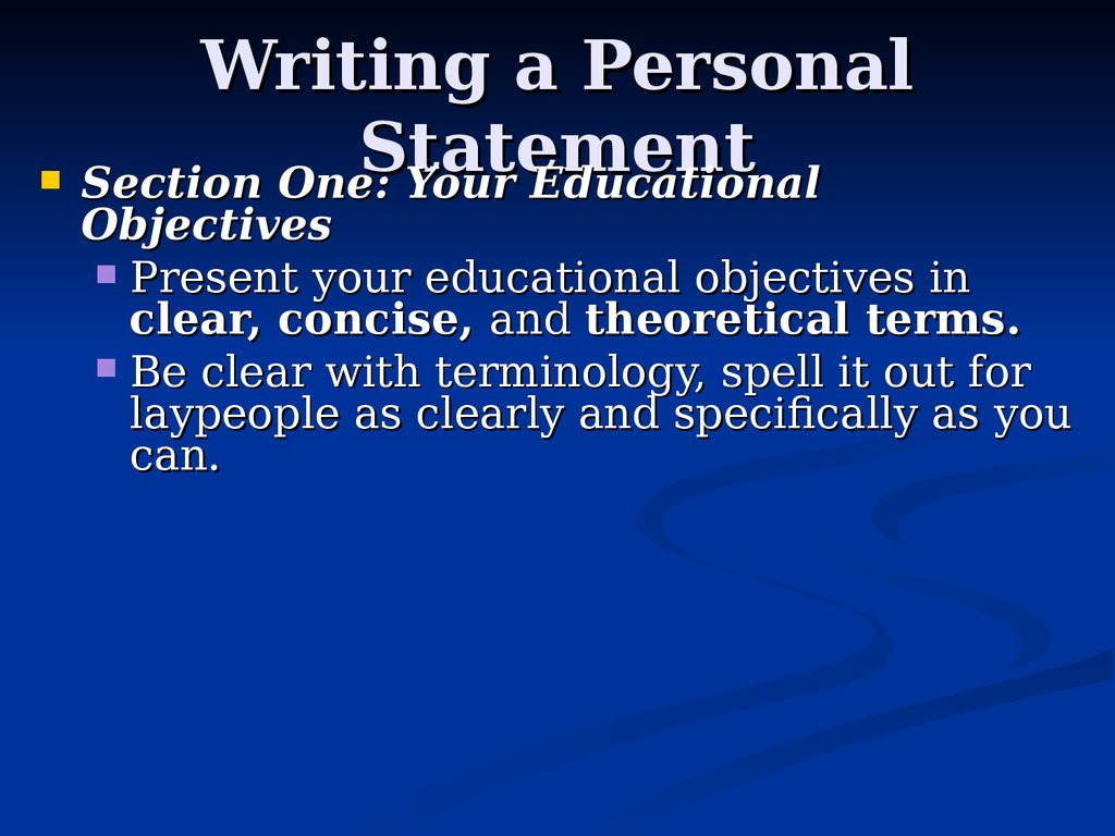 writing an essay on personal development Almost every interaction in a child's world is preparing them to become a reader and writer this article outlines the stages of writing development.