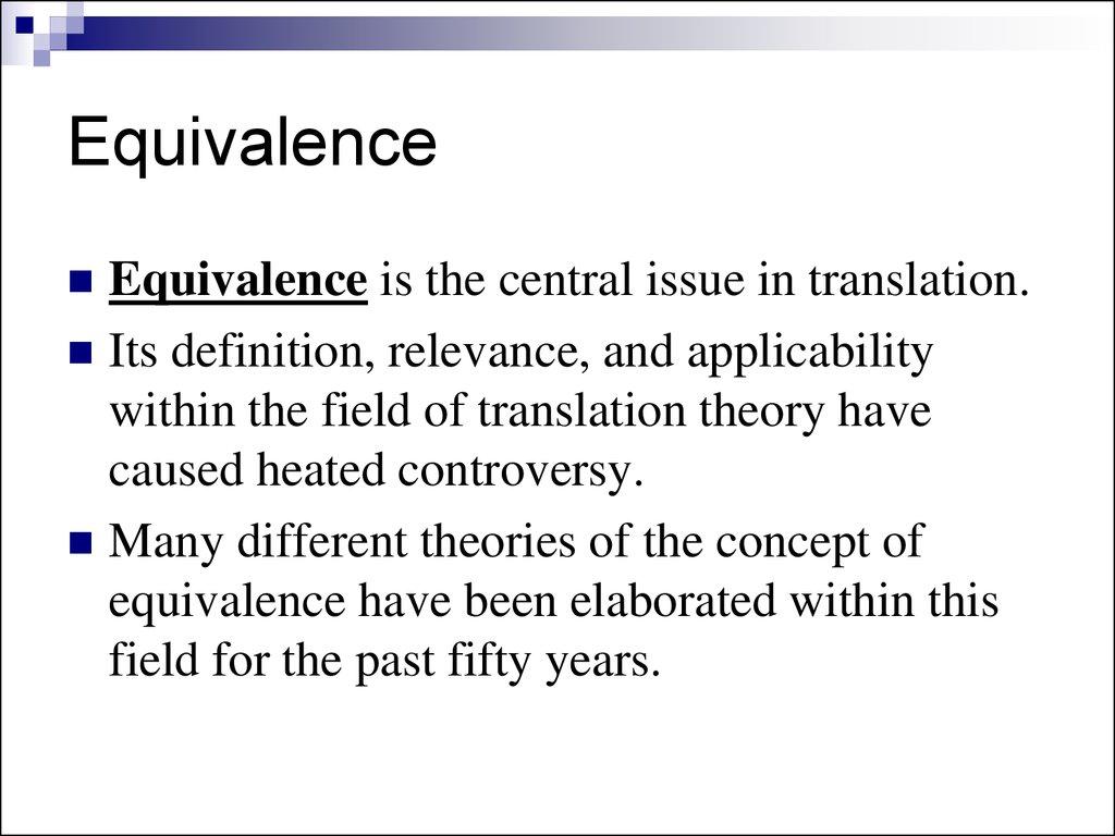 functional equivalence translation newmark