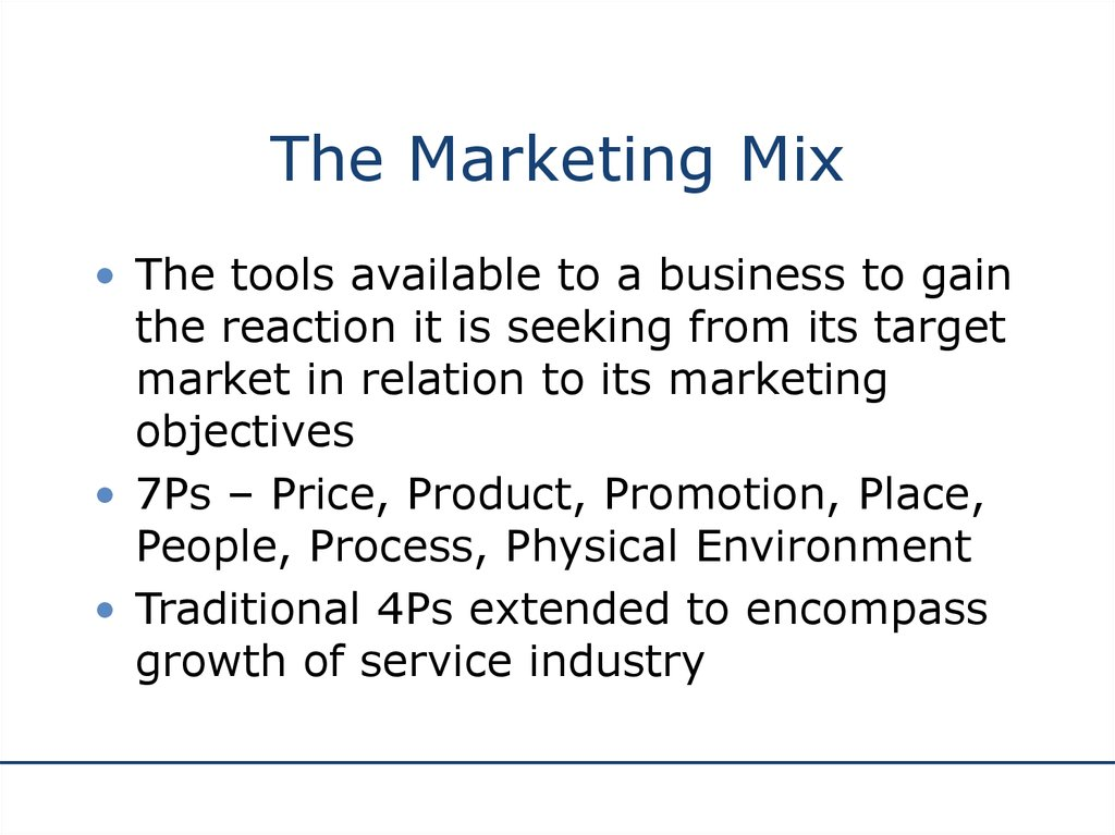 does the marketing mix contribute to the Marketing mix xxxxxxxxxxxxx mkt/421 october 16, 2013 xxxxxxxxxxxxxx marketing mix the marketing mix marketing mix is a general phrase used to describe the different kinds of choices organizations have to make in the whole process of bringing a product or service to market.