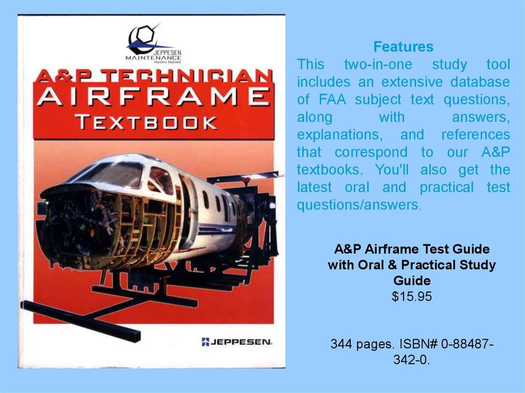 Литература для дисциплины «Ремонт воздушных судов» - online