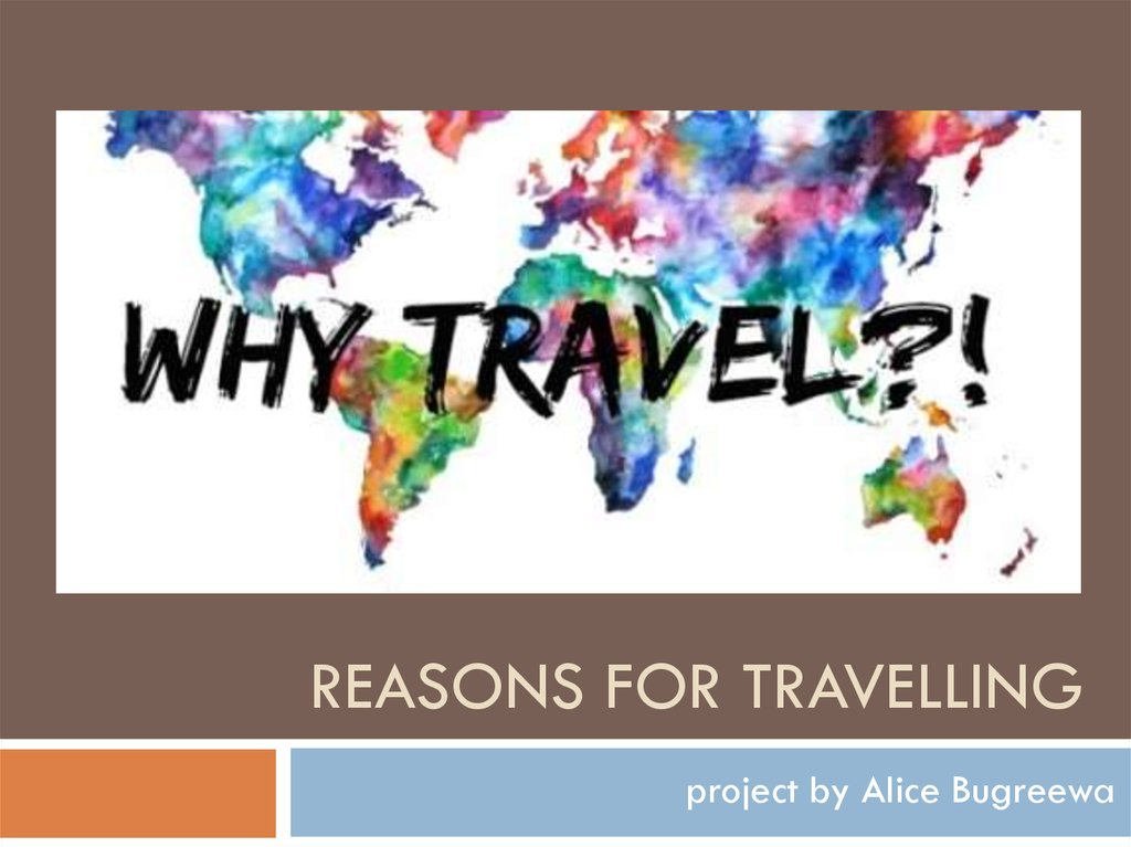 reasons for travel 2 essay Sample mba admissions essays - accepted by stern and nyu (courtesy of essayedge) 1 think about the decisions you have made in your life.