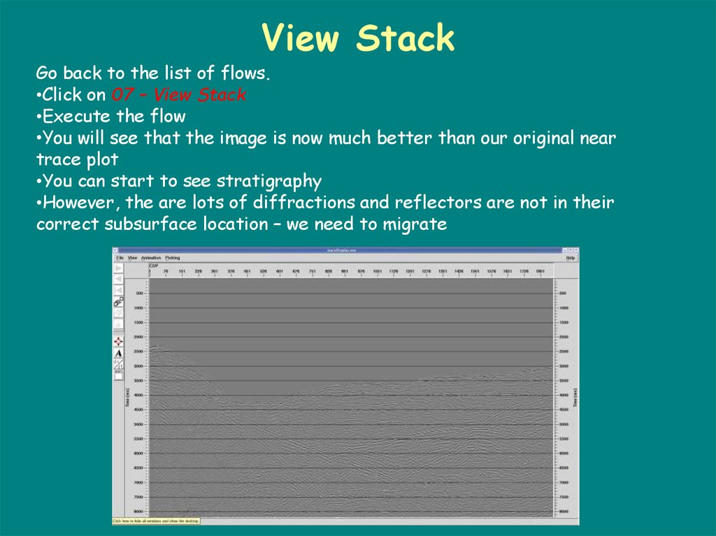 View Stack