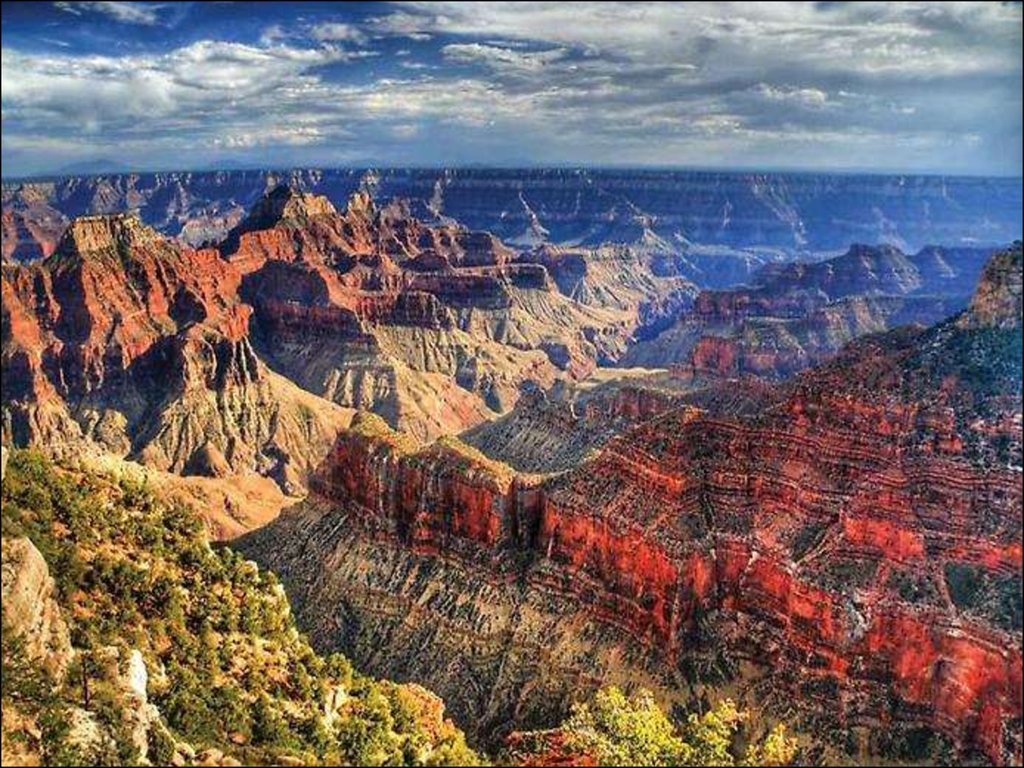 the grand canyon one of the wonders of america The grand canyon national park is one of the major natural wonders of the world, visited by more than 5 million people each year.