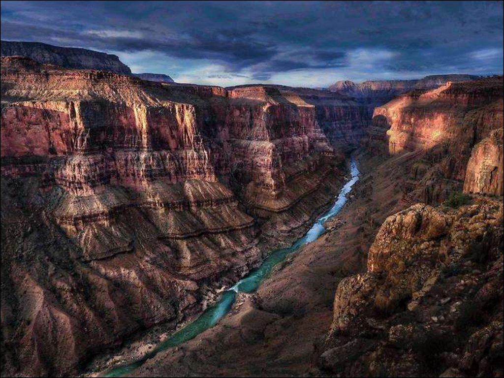 большой каньон сша фото тест больше