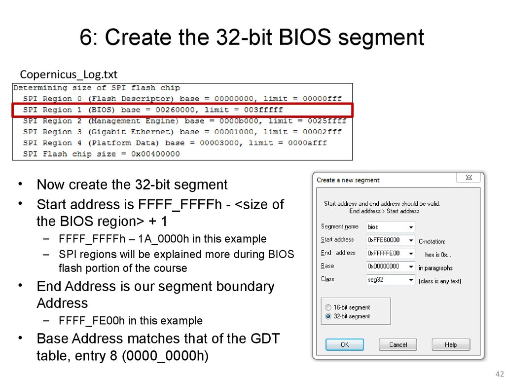 Advanced x86  BIOS and System Management Mode Internals