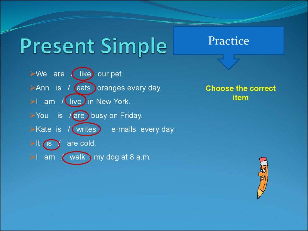 Simple Present Tense - Belajar Bahasa Inggris Online dan ...