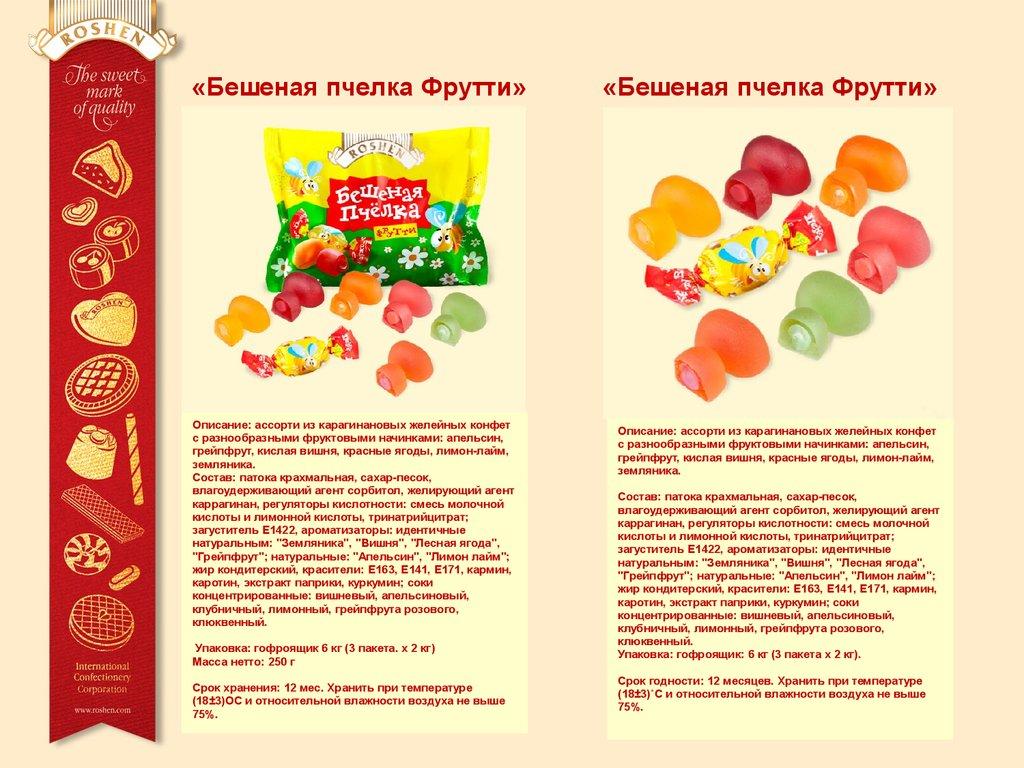 Энергетическая ценность натурального фруктового сока