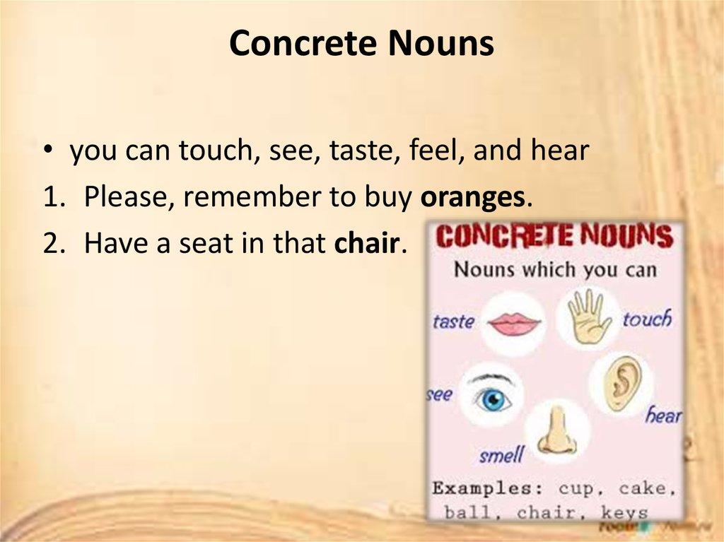 Noun As A Part Of Speech Online Presentation