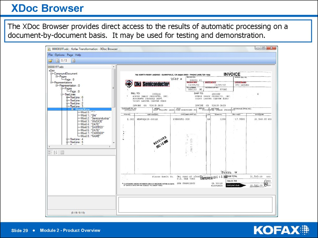 XDoc Browser