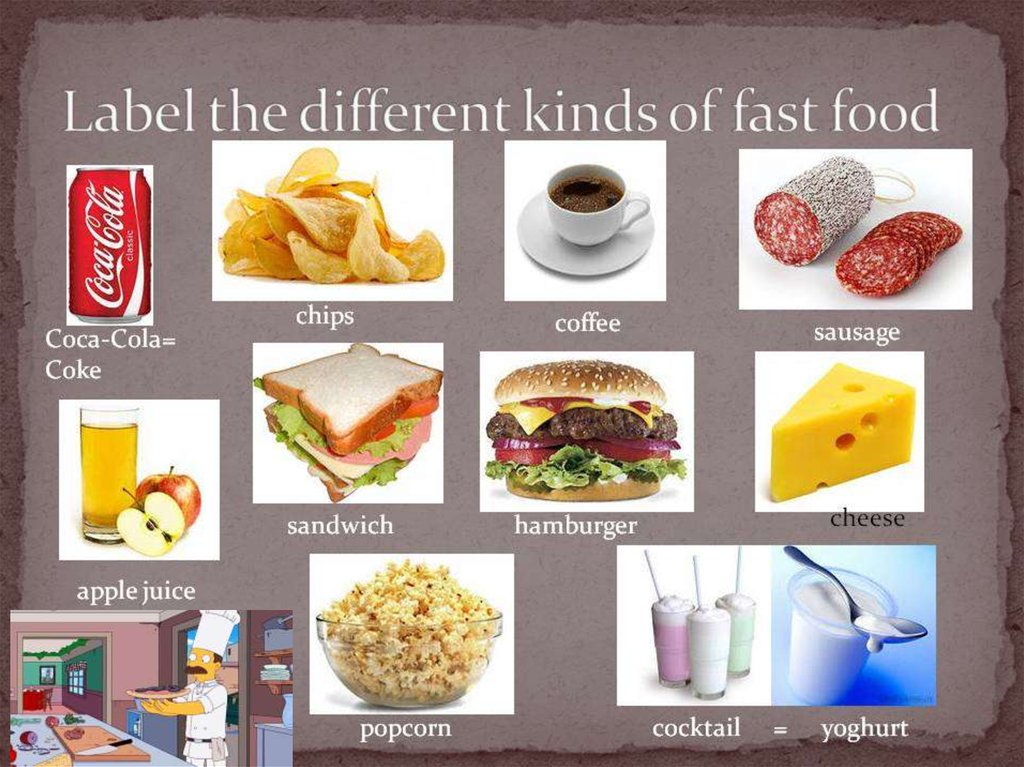 essay for fast food The system of fast food is prevalent in all countries, with each country having its own variations of types served and the nature of establishments serving from the one hand, the greatest disadvantage of fast food is the negative effect that it has on health.