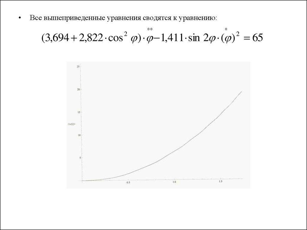 Курсовая работа по теоретической механике online presentation 11