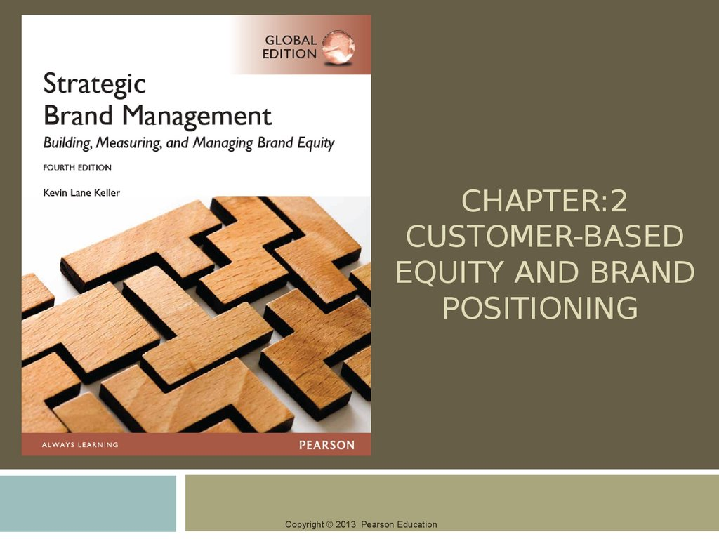 CHAPTER:2 Customer-Based Equıty And Brand posıtıonıng