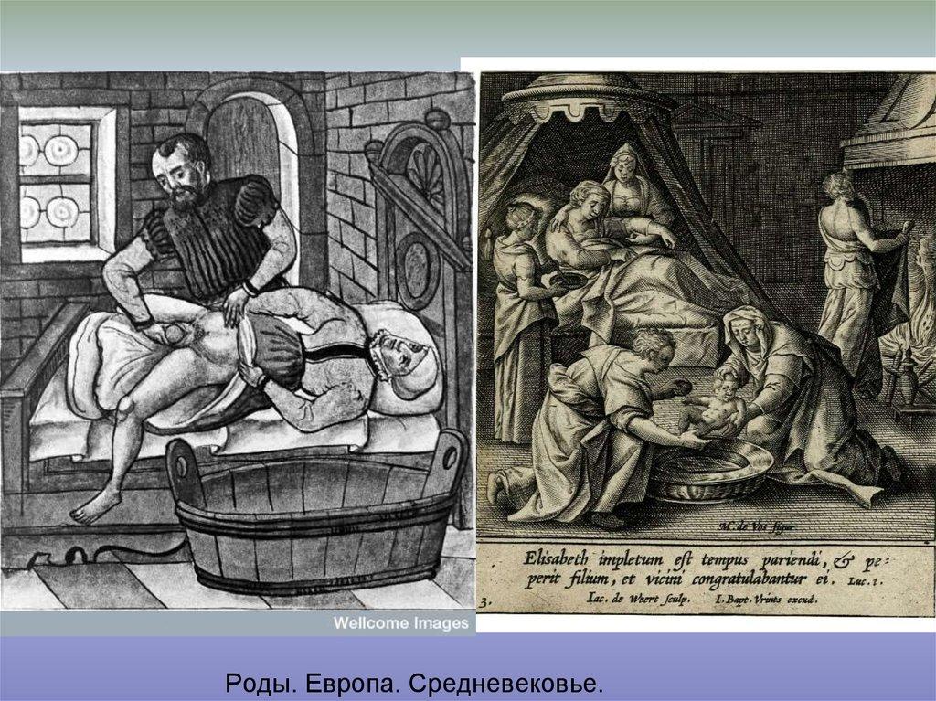 История акушерства и гинекологии в лицах