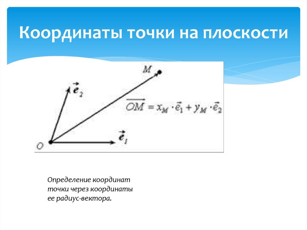 Нахождение координат вектора задачи с решением жиры задачи решения