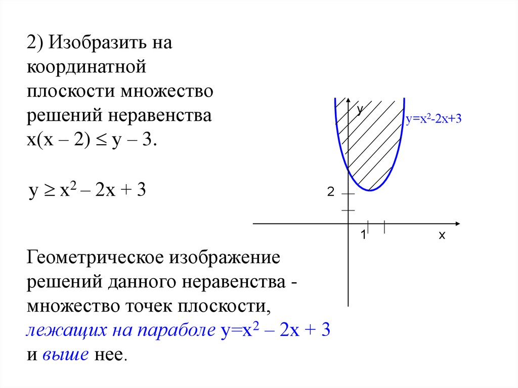 неравенства с одной переменной содержащие переменную под знаком модуля