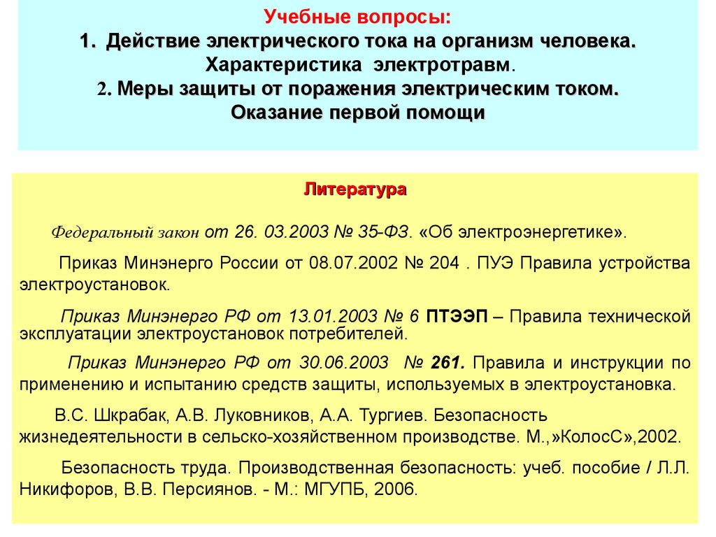 Образец приказа о назначении ответственного за электрохозяйство.