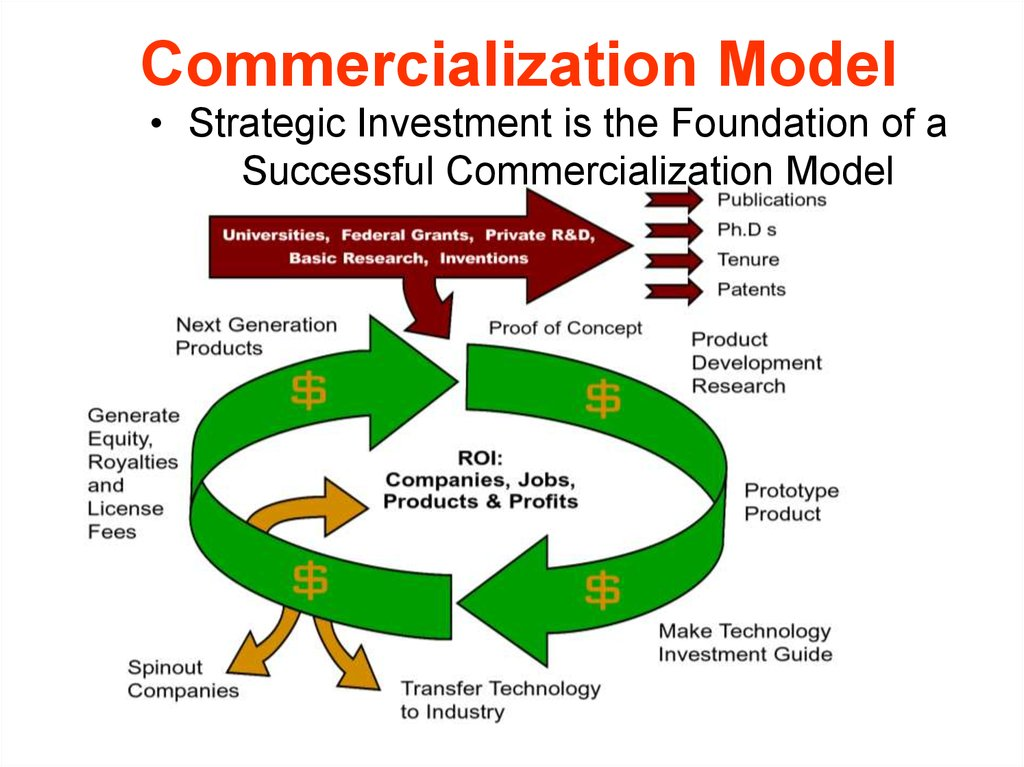 Commercialization Model