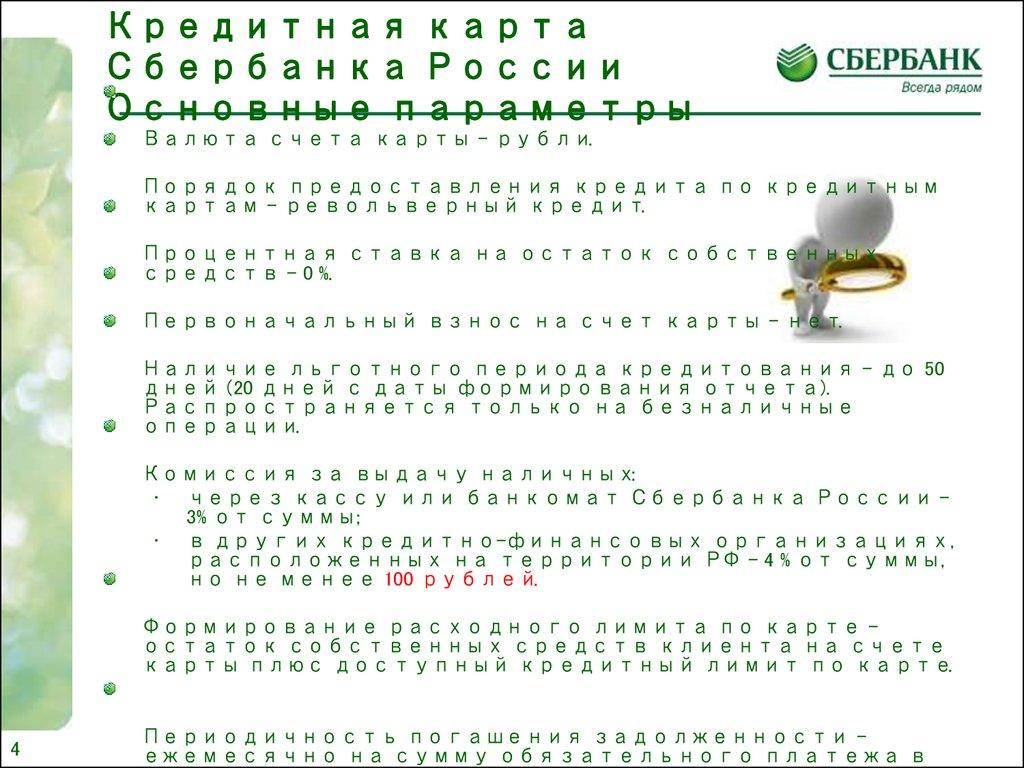 правила погашения задолженности по кредитной карте сбербанка