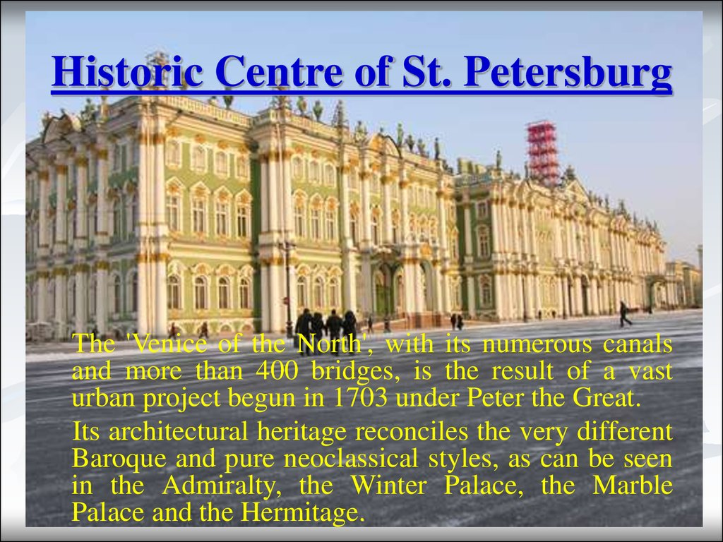 neoclassical architecture characteristics ppt neoclassical