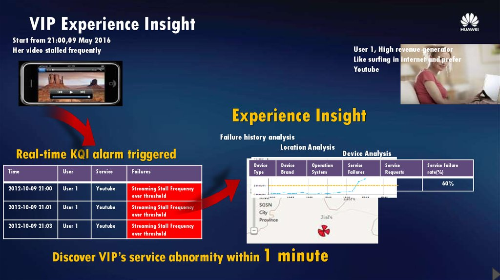 VIP Experience Insight