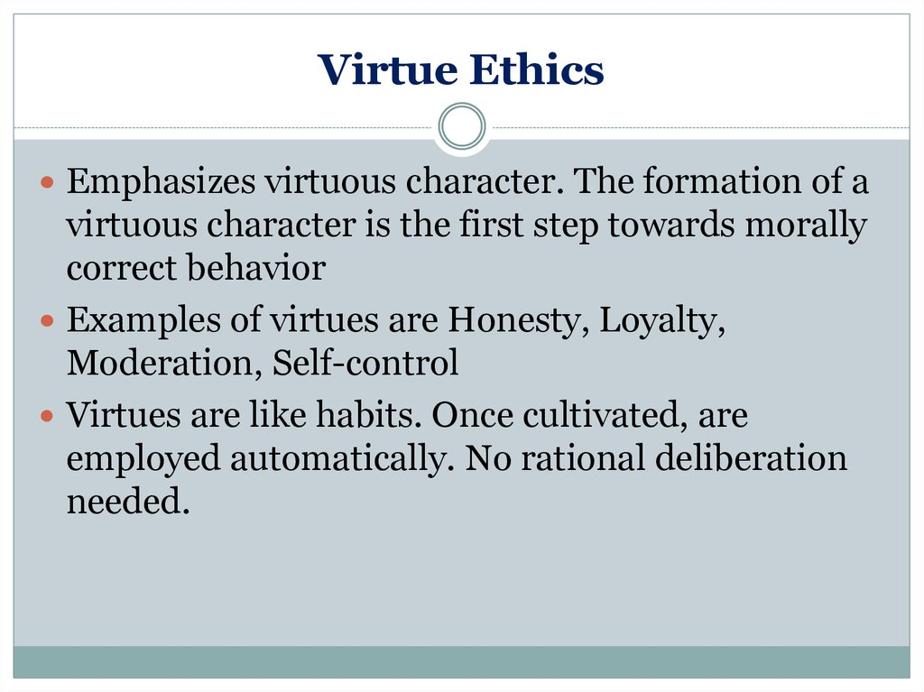 ethical theories and business ethics
