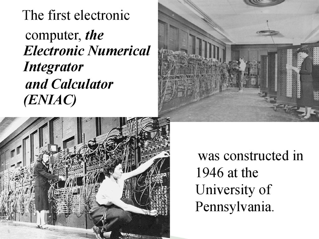 the history of computer development A brief history of computer hardware ancient civilizations the desire to improve reasoning and mathematical accuracy led ancient civilizations of people to develop formal logic, formulas, tables and patterns.