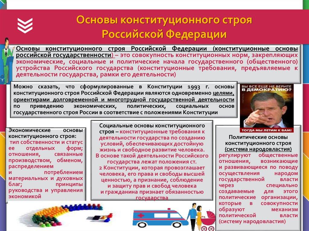 Конституционные Основы Социальной Политики Шпаргалка