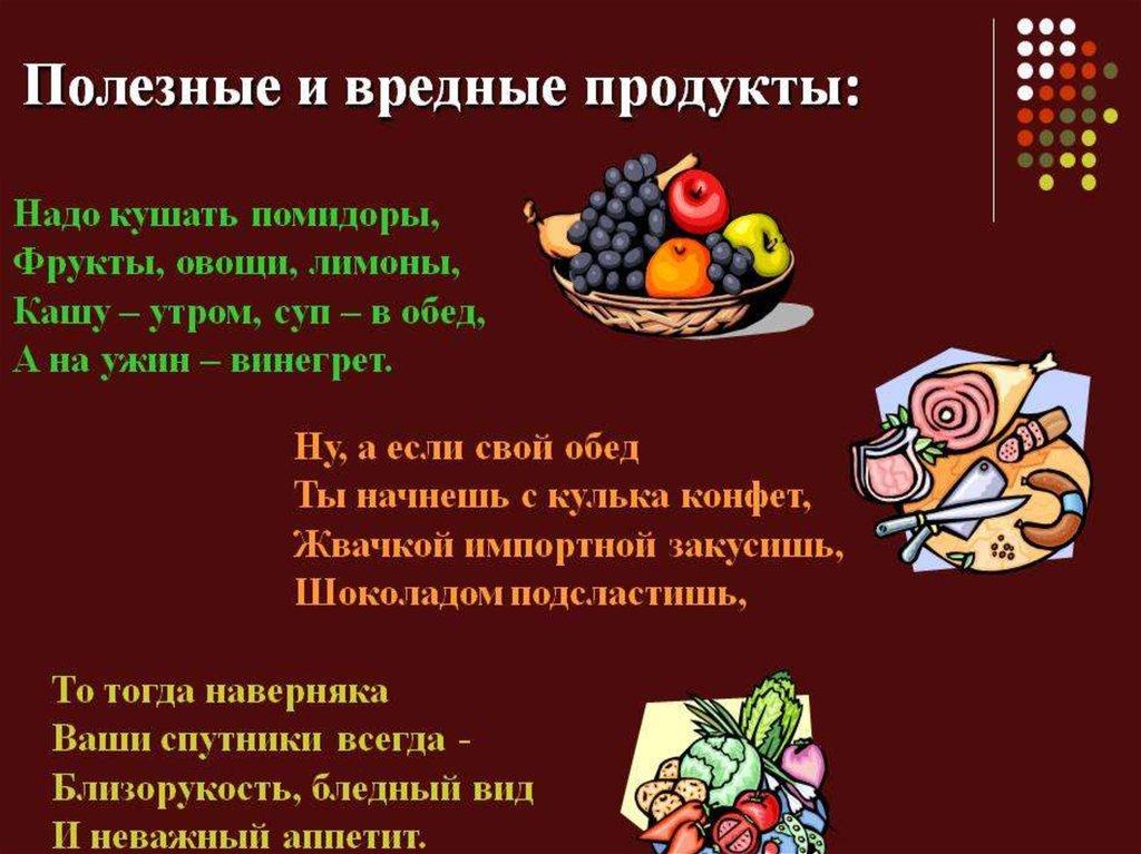основы здорового образа жизни для детей